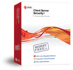 Trend Micro Client Server Security